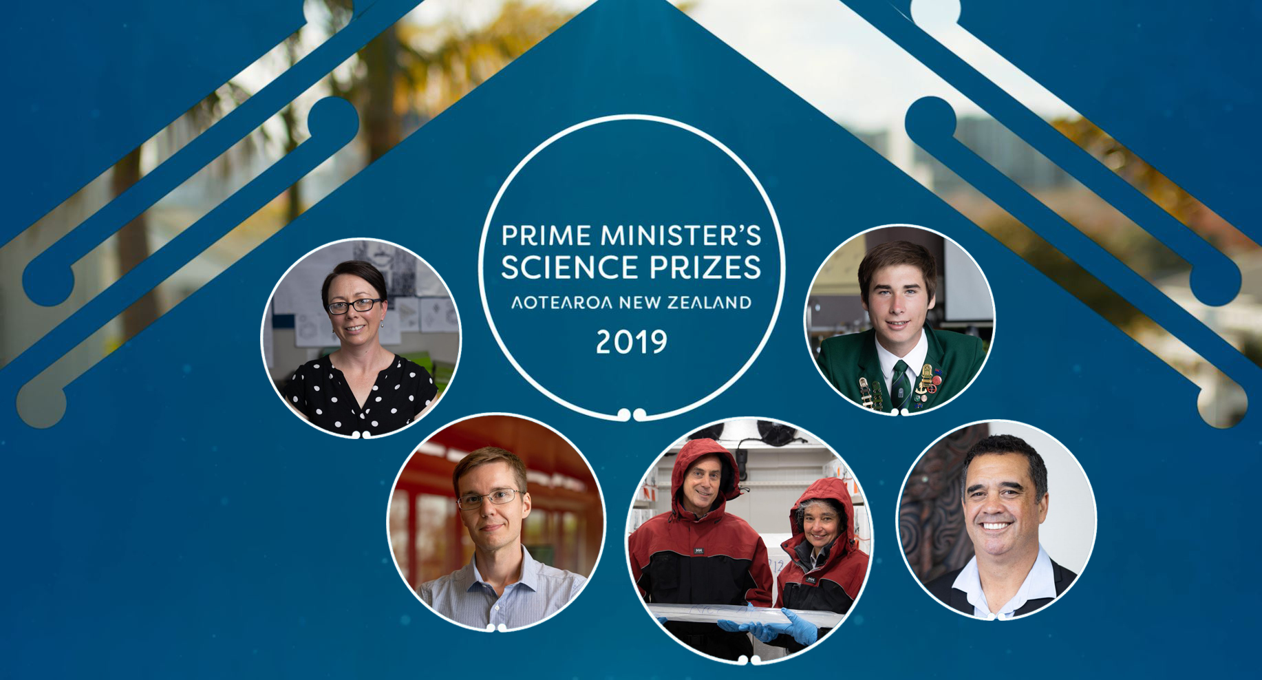 Image: 2019 Prime Minister's Science Prizes announced