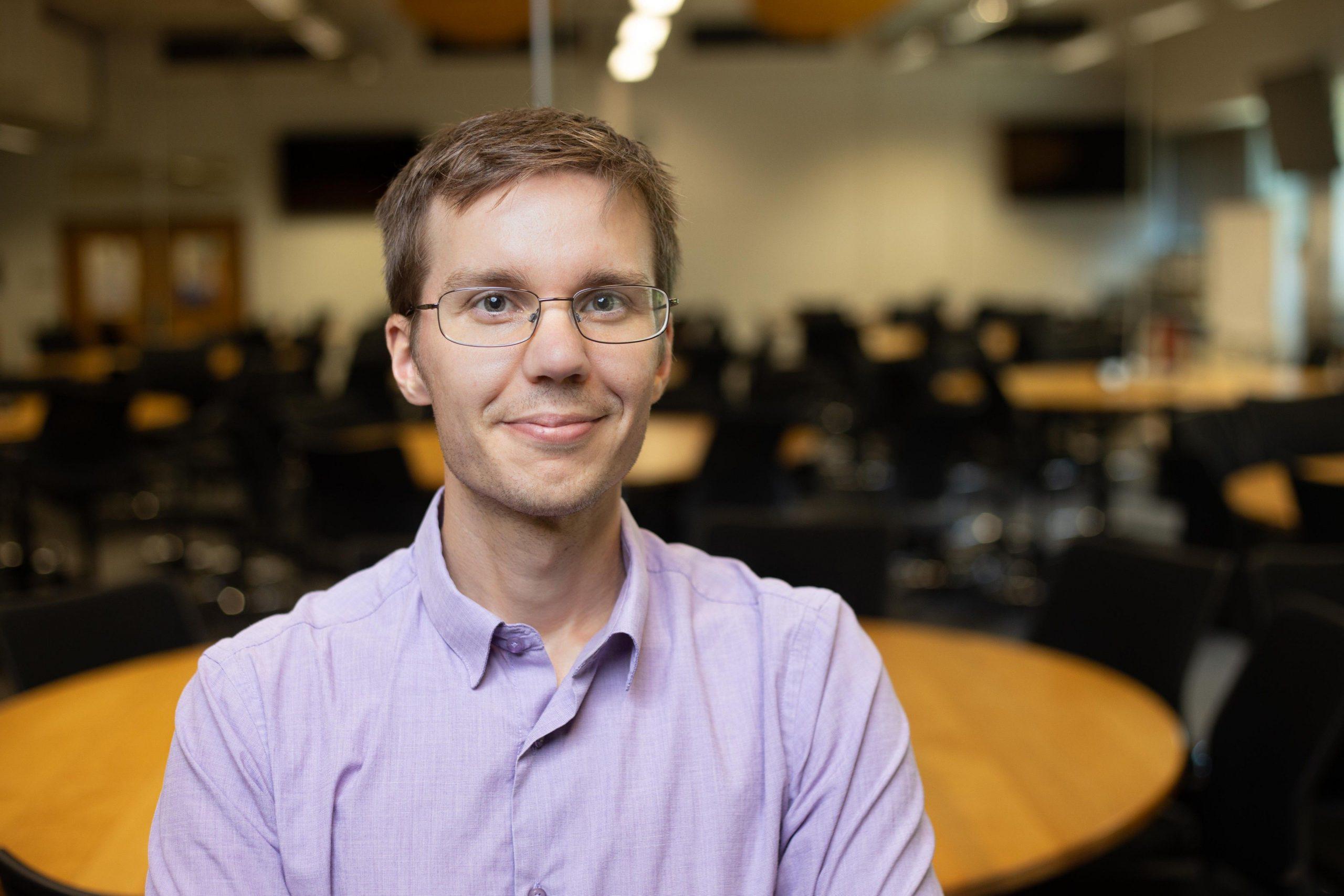 Image: MacDiarmid Emerging Scientist